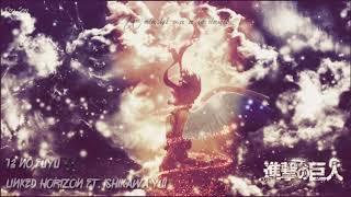 Linked Horizon ft Ishikawa Yui - '13 No Fuyu' Lyrics (Mikasa's Seiyuu Singing) Full ver.