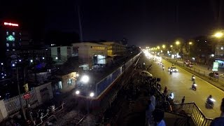 preview picture of video 'Train Hanoi - Ho Chi Minh City SE1'
