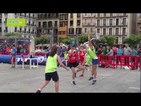 Basket Plaza 3x3 2