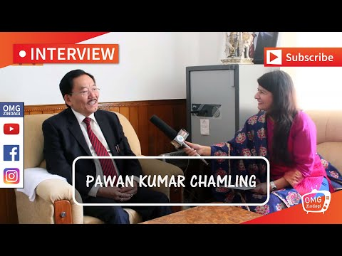 Mr. Pawan Kumar Chamling - Interview - OMG Zindagi