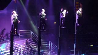 Boyzone - Too Late For Hallelujah (live)  - Nottingham Arena 3/3/11