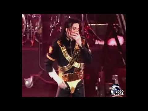 Michael Jackson | Dangerous Tour live in Istanbul, Turkey - Sept. 23, 1993