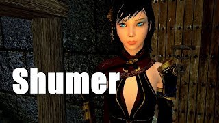 Skyrim Mod: Shumer and the Fall of Allagard