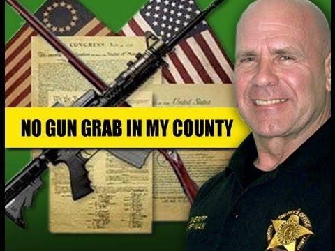 200+ Sheriffs say NO to Gun Control