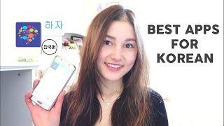 Best Apps For Learning Korean