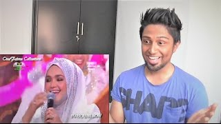 Dato Siti Nurhaliza ( AR Rahman) - Nenjae Ezhu (Heart Rise Up) REACTION