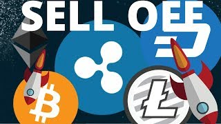 Bitcoin Sell Off - Additional Sell Off Probable - Ether, Litecoin, DASH and Ripple