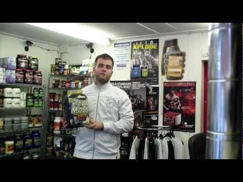 Olimp Profi Mass - Product Review - Bodybuilding4you.co.uk