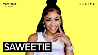 "Saweetie ""Tap In"" Official Lyrics & Meaning 