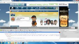 How to Hack Weeworld Accounts Or Use Gold Exprt Gifts