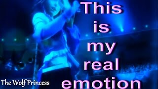 Yuna sings Real Emotion in Luca. Longer Version. #Luca Concert (Real Emotion. Sweetbox)