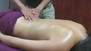 Back Massage Therapy How To For Stress&Relaxation