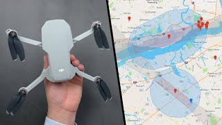 DJI Mavic Mini - How to Unlock GEO Authorization Zones