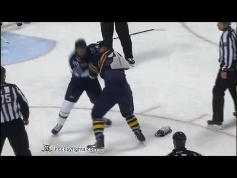 Tanner Glass vs Cody McCormick