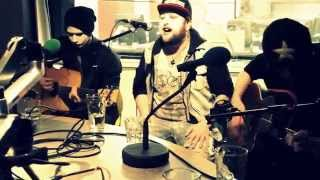A Joker's Rage - Temptress (acoustic version) Live on BBC introducing York