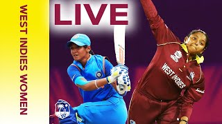 🔴LIVE FULL ODI Replay | West Indies Women vs India Women | Windies