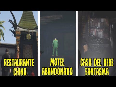 7 Lugares Extraños y Misteriosos Del GTA V