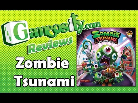 Gameosity Previews Zombie Tsunami