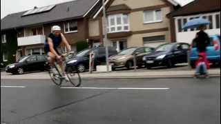 preview picture of video '21. Steinbecker Triathlon (2012): Radstrecke'