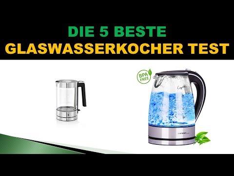 Besten Glaswasserkocher Test 2020
