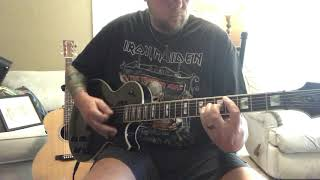 Cheapside Sloggers   Volbeat (guitar Cover)
