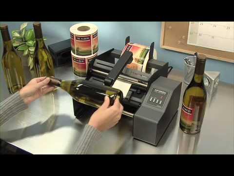 DEMOGERÄT - Primera AP362e Etikettenaufbringer für zylindrische Gefäße - Abverkauf