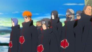 The Akatsuki RESCUE Naruto!!