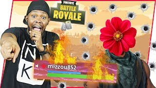 MIZOO RAGES OVER THE BLOOM! LOL! - FortNite Battle Royale Ep.94
