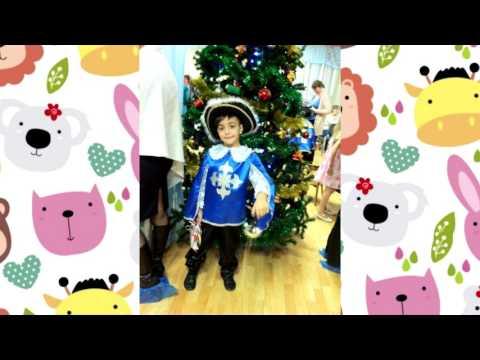 ideas para disfraces de mosqueteros para niños