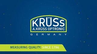 Oběhové termostaty Krüss PT31 a PT80