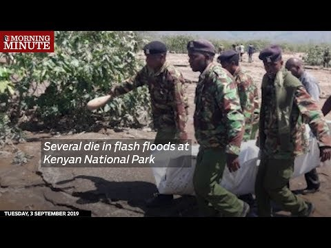 Several die in flash floods at Kenyan National Park
