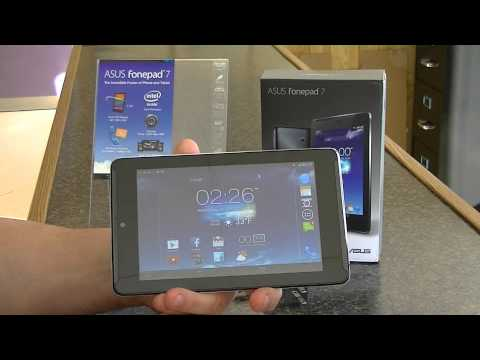 ASUS Fonepad 7 ME372CG My Review