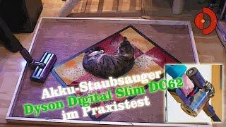Dyson Digital Slim DC62 im Test