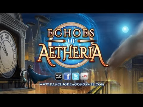Echoes of Aetheria Trailer thumbnail