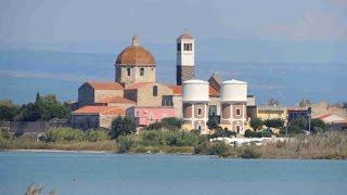 Visita a Cabras, Tharros y las playas de cuarzo de Cerdeña Italia