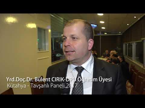 Yrd. Doç. Dr. Bülent Cirik Dumlupınar Üniversitesi Öğrenim Görevlisi