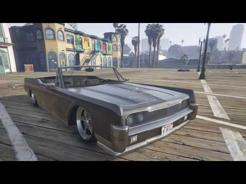 Lowrider //gta 1966 Lincoln Continental