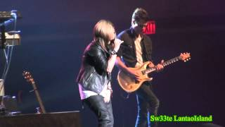 Charice Hawaii Infinity Tour Nov 3, 2012-Lesson for Life