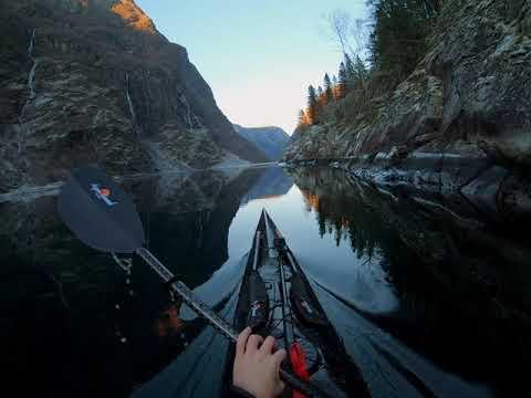 It's Reflective Fjord Season