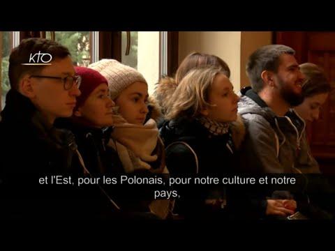 Taizé 2019 : le groupe Biélorusse plonge dans l'histoire polonaise.