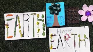 Craft #29-Earth Day Crafts!🌎