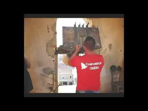MESTRES CAMPANERS / Sant Antoni Abad (Quesa) VALENCIA - Vol general