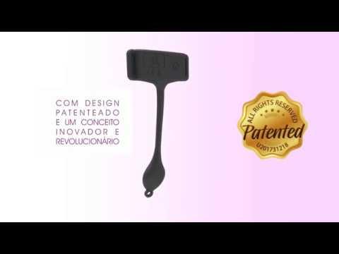 Calcinha Vibratória Recarregável com Controle Remoto Pan-T Vibe
