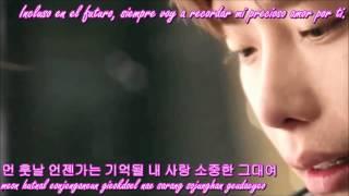 Pinocchio  - Roy Kim sub español + Rom + hangul