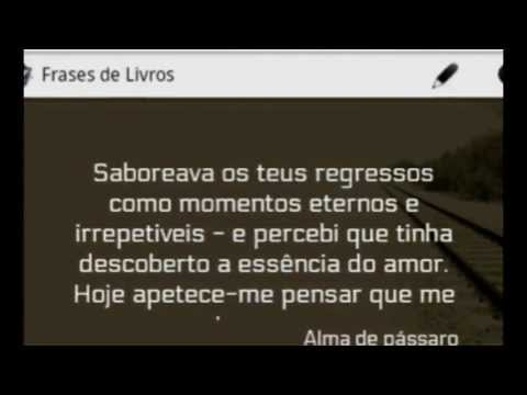 Video of Book Quotes in Portuguese