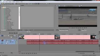 [Sony Vegas Pro11]วิธีการพากย์หนัง
