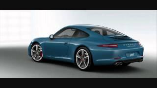 2012 NEW PORSCHE 911 S (991) SOUND