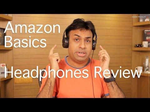 Amazon Basic On-Ear Headphones Review – Best Budget Headphones?