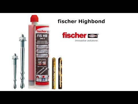 Инъекционная система fischer Highbond FHB II