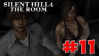 Все тайны Silent Hill 4 - #11 Багровый Том